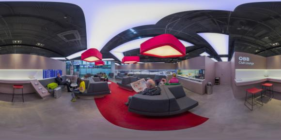 ÖBB Lounge Panorama