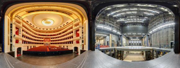 Staatsoper Panorama Hauptbühne