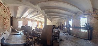 Alte Mühle mit Kraftwerk