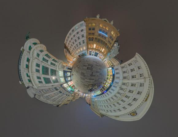 Graben Little Planet