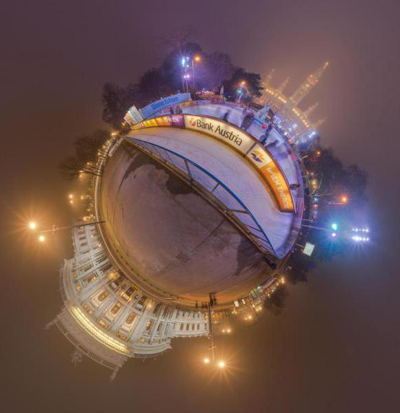 Eistraum Little Planet