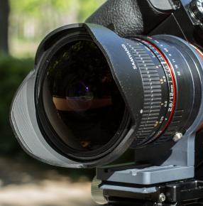 Samyang 12mm f/2.8 Fullframe Fisheye